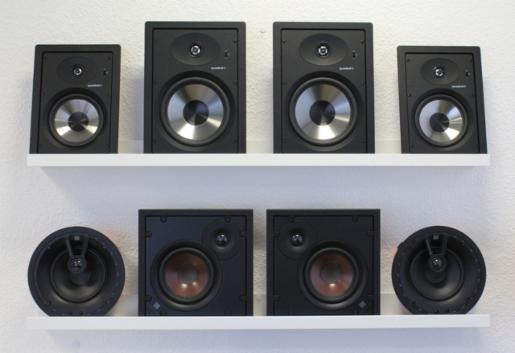 wand decken lautsprecher luna audio high end hifi. Black Bedroom Furniture Sets. Home Design Ideas